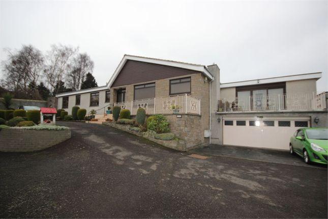 Thumbnail Detached bungalow for sale in Miranda, Milton Road, Windygates, Fife