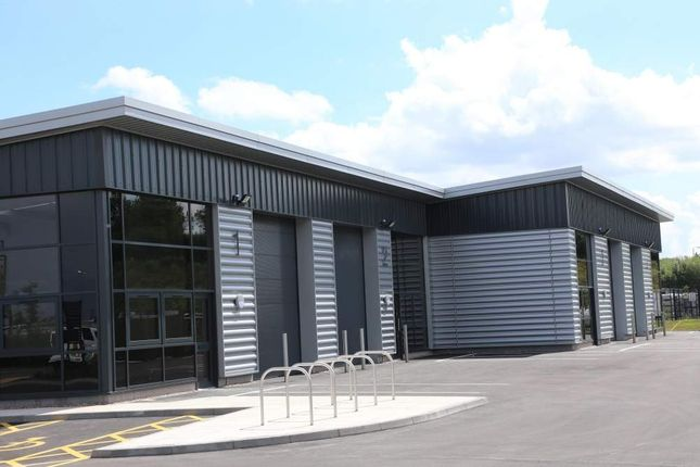Commercial Property To Let Chesterfield
