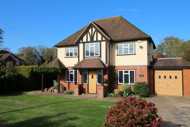 Thumbnail Detached house for sale in Ewell Downs Road, Epsom
