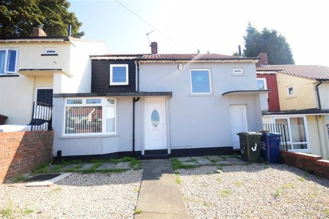 Thumbnail Terraced house to rent in Burnfoot Way, Newcastle Upon Tyne