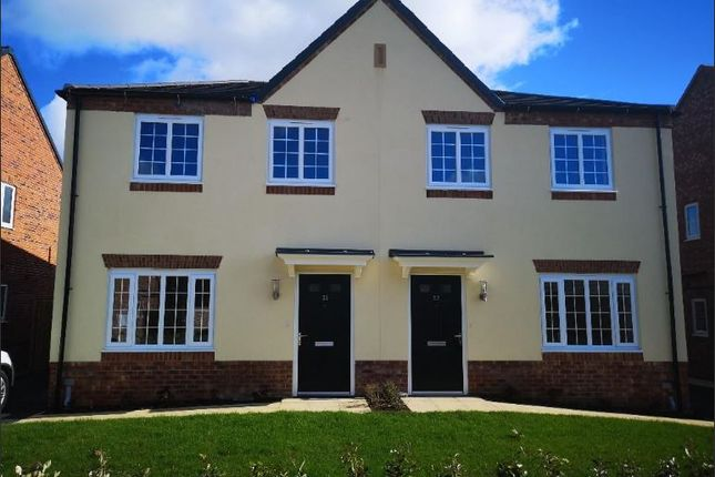 Semi-detached house for sale in The Firs, Stokesley