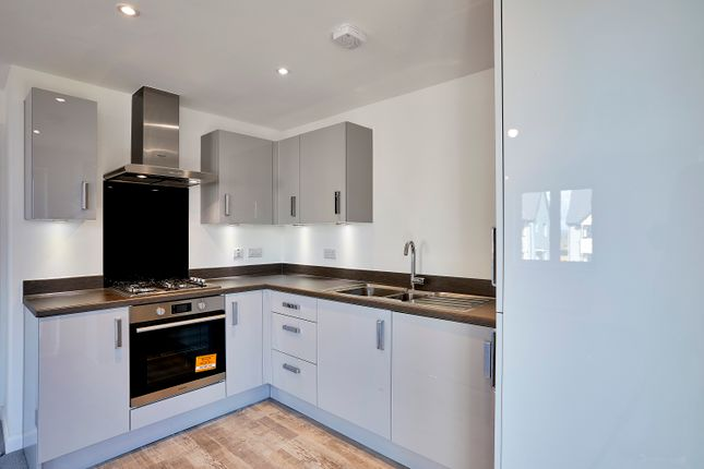 2 bedroom flat for sale in Shearwater Way, Seaton, Devon