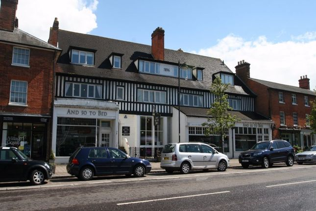 Thumbnail Flat to rent in Hartley Mews, High Street, Hartley Wintney, Hook
