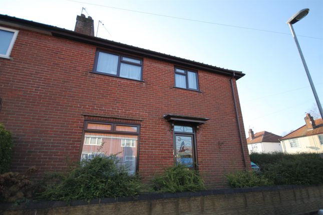 Thumbnail Semi-detached house to rent in Atthill Road, Norwich
