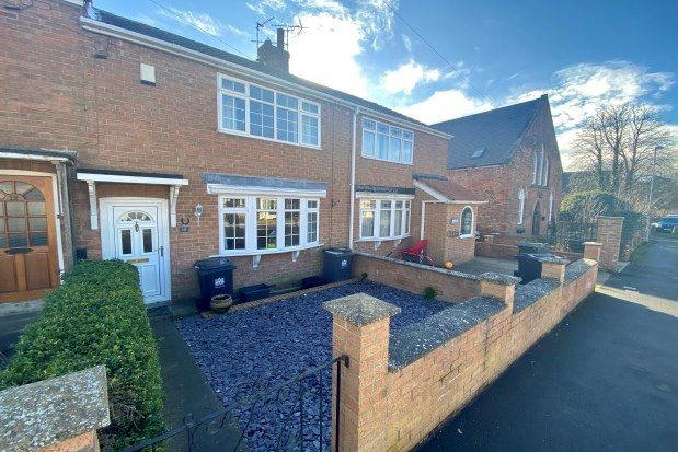Thumbnail Terraced house to rent in Baxby Terrace, Darlington