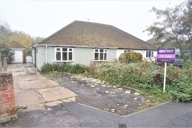 Thumbnail Semi-detached bungalow for sale in Skinners Lane, Waltham