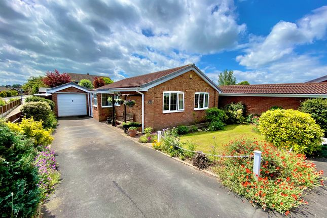 2 bed detached bungalow for sale in Barnfield Avenue, Wem, Shrewsbury SY4