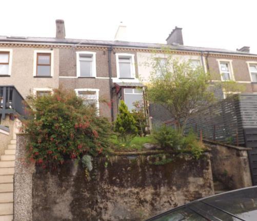 Thumbnail Terraced house for sale in Tanrallt Terrace, Blaenau Ffestiniog, Gwynedd