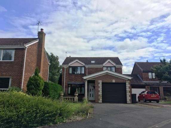 Thumbnail Detached house for sale in Malvern Close, Stokesley, Middlesbrough, North Yorkshire
