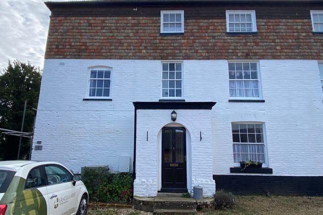 Thumbnail Farmhouse to rent in Church Lane, Nackington, Canterbury