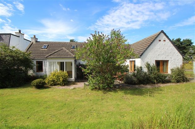 Thumbnail Detached house for sale in Findhorn, Forres