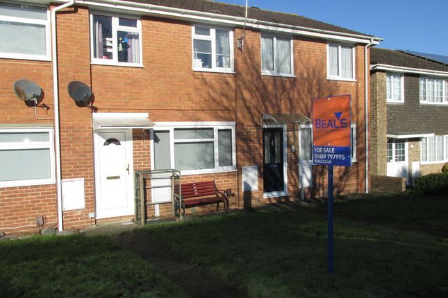 Thumbnail Terraced house for sale in Cranbourne Park, Hedge End, Southampton