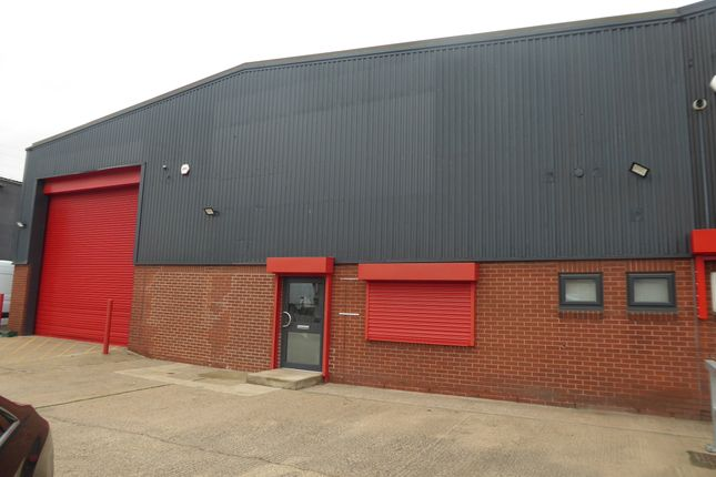 Thumbnail Industrial to let in Severn Way, Leeds
