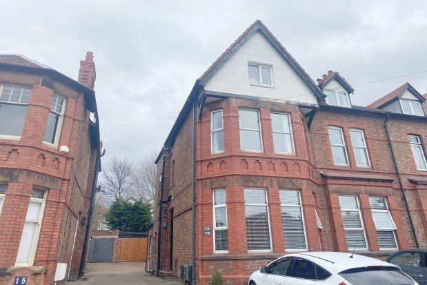 Thumbnail Flat to rent in Westbourne Grove, Wirral
