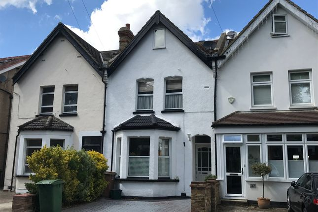 Thumbnail Terraced house for sale in Ross Road, Wallington