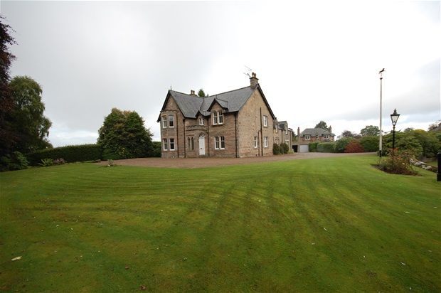 Thumbnail Detached house for sale in Lennox Crescent, Fochabers