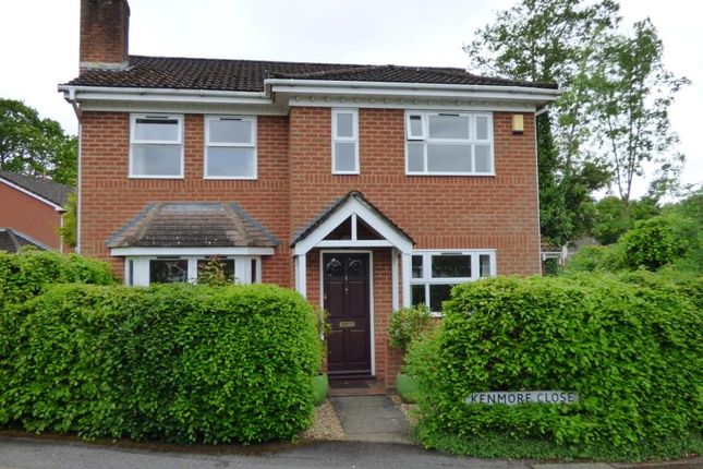 Thumbnail Detached house for sale in Kenmore Close, Ashurst Bridge