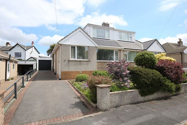Thumbnail Bungalow for sale in Crag Bank Crescent, Carnforth