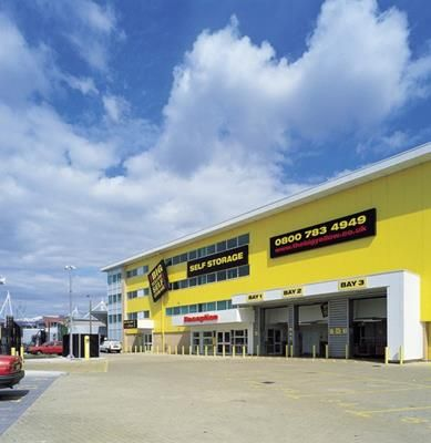 Thumbnail Warehouse to let in Big Yellow Self Storage Cardiff, 65 Penarth Road, Cardiff