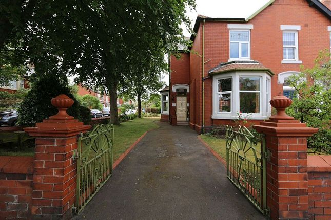 Thumbnail Semi-detached house for sale in 26, Rossall Road, Lytham St. Annes, Lancashire
