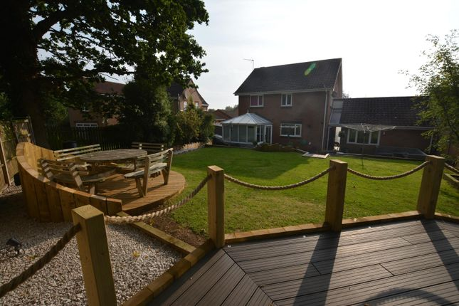 Thumbnail Detached house to rent in Langland, King's Lynn