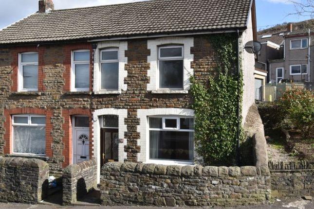 3 bed semi-detached house for sale in Llantrisant Road, Graig, Pontypridd CF37