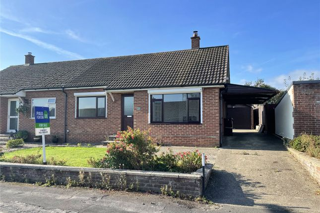 2 bed bungalow for sale in King Cerdic Close, Chard, Somerset TA20