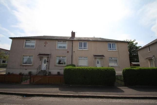Thumbnail Flat for sale in Robertson Street, Airdrie, North Lanarkshire