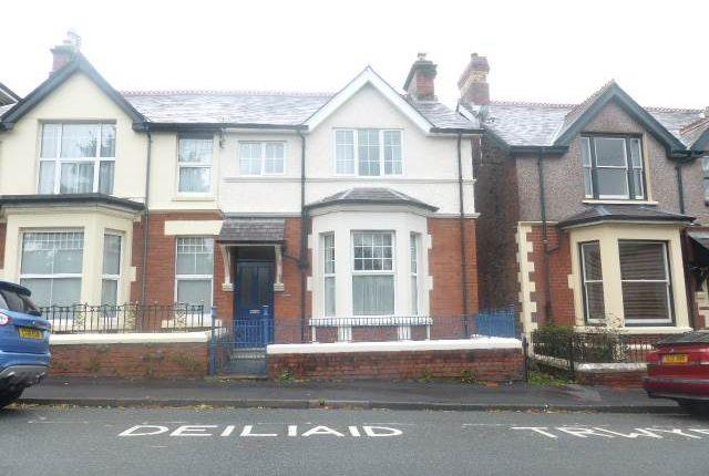 Thumbnail Property to rent in St Davids Avenue, Carmarthen, Carmarthenshire