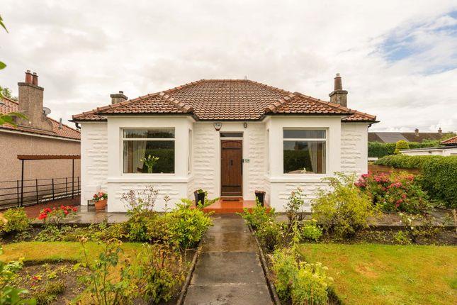 Thumbnail Detached bungalow for sale in 124 Glasgow Road, Ratho Station