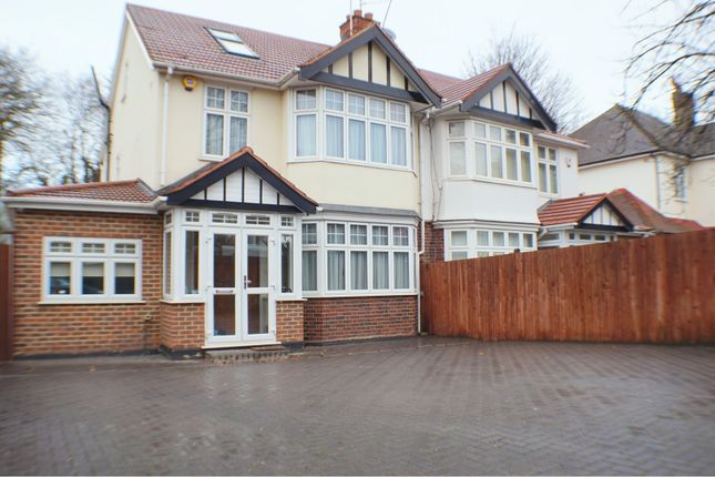 Thumbnail Semi-detached house to rent in Roehampton Vale, London