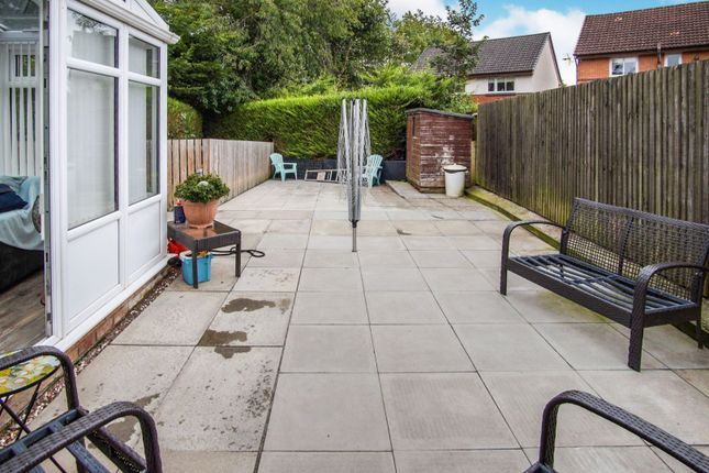 Patio of Aberlady Crescent, Dundee DD4