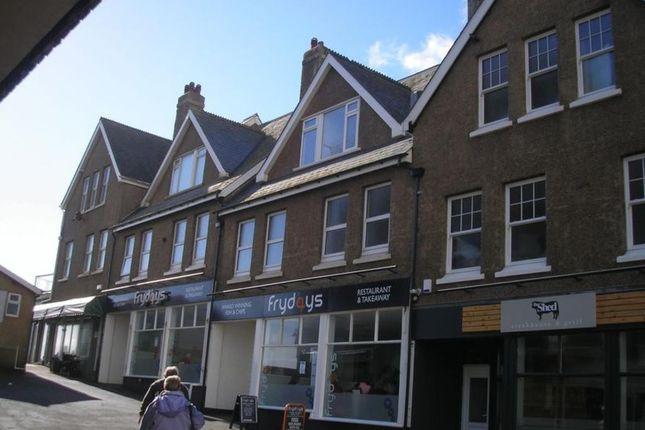 Thumbnail Flat to rent in The Burrow, Seaton