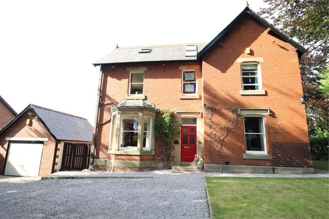 Thumbnail Detached house for sale in Red House, Scotby Village, Scotby, Carlisle, Cumbria