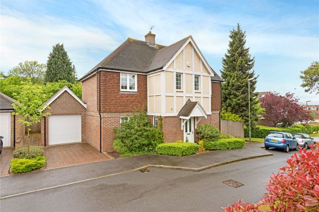 Thumbnail Semi-detached house for sale in Whitebeam Close, Epsom, Surrey
