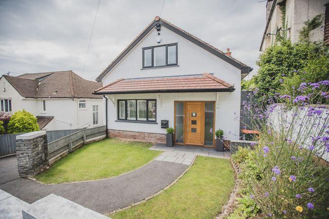 Thumbnail Detached house for sale in Ridgeway Crescent, Newport