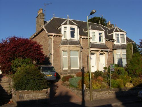 Thumbnail Semi-detached house to rent in Viewlands Terrace, Perth