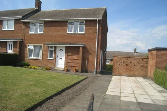 Thumbnail Semi-detached house to rent in Coldwell Road, Prudhoe