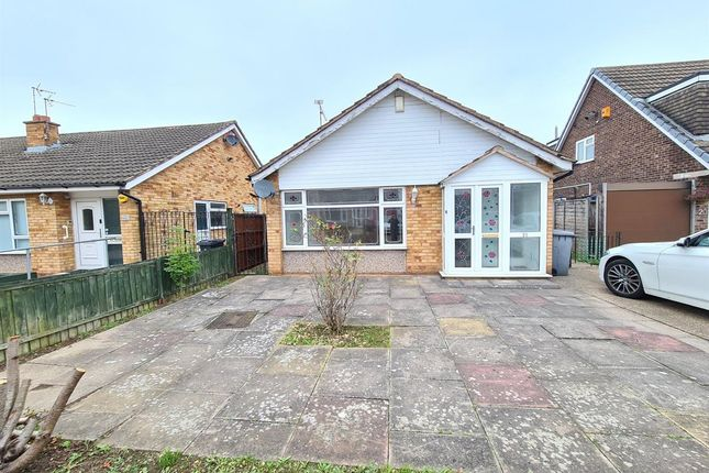 2 bed bungalow to rent in Coles Close, Leicester LE4