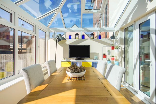 Thumbnail Semi-detached house for sale in Normandy Drive, Yate, Bristol