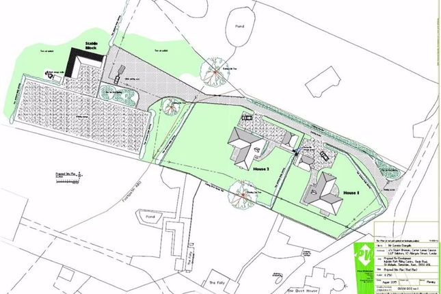 Thumbnail Land for sale in Ingleden Park, St Michaels, Tenterden
