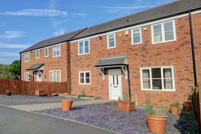 3 bed semi-detached house for sale in West Farm Drive, Chopwell, Newcastle Upon Tyne
