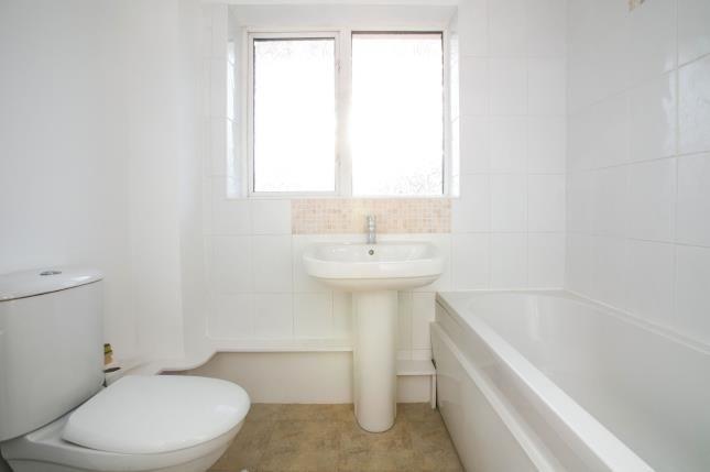 Bathroom of Bingen Road, Hitchin, Hertfordshire, England SG5