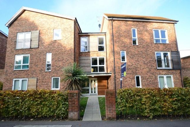 Thumbnail Flat to rent in Hampden Crescent, The Parks