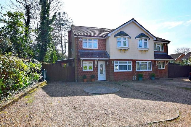 Thumbnail Semi-detached house to rent in Gallows Hill Lane, Abbots Langley, Hertfordshire