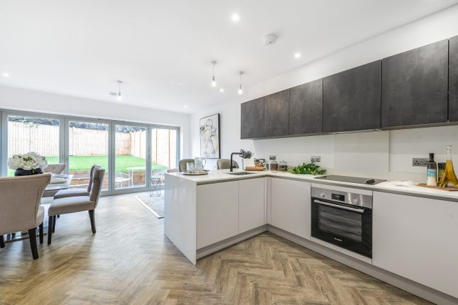 3 bed semi-detached house for sale in Astera Mews, Crescent Road, East Barnet EN4