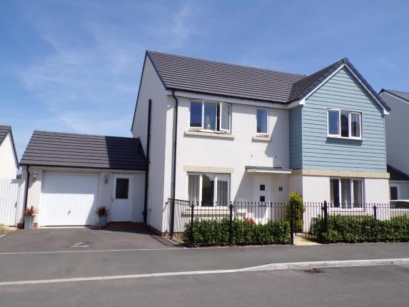 Thumbnail Detached house for sale in Cobham Parade, Weston-Super-Mare
