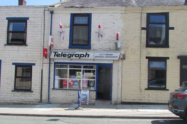 Thumbnail Retail premises for sale in Bolton Road, Darwen