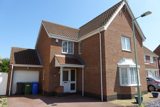 4 bed detached house for sale in Anchor Way, Carlton Colville, Lowestoft