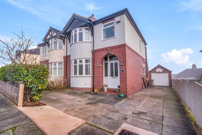 3 bed semi-detached house for sale in St. Georges Avenue, High Lane, Stoke-On-Trent ST6